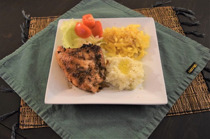 Maple Mustard Chicken (2)