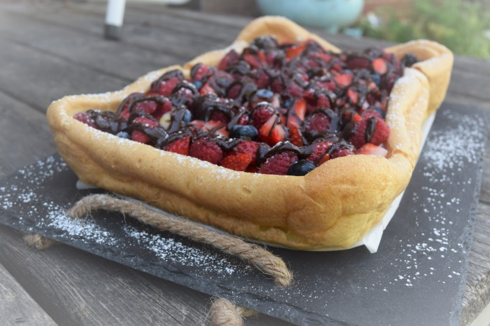 Mixed Berry Eclair (5)