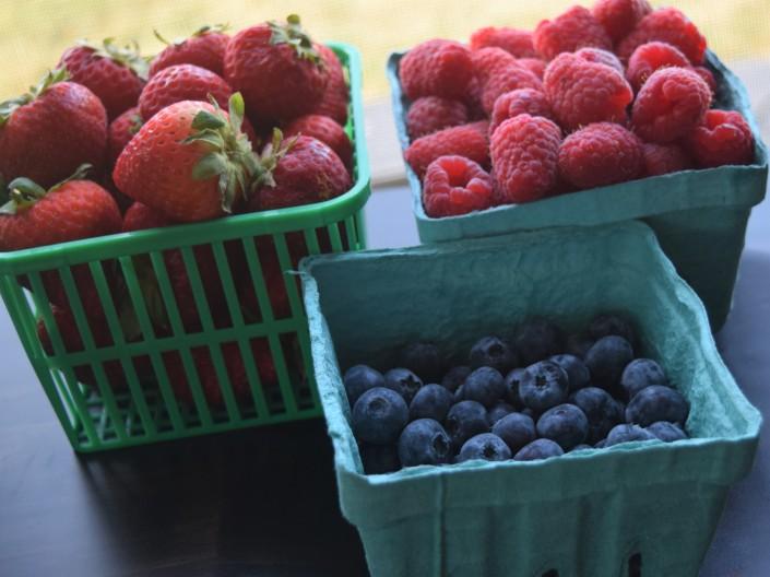 Ontario Berries