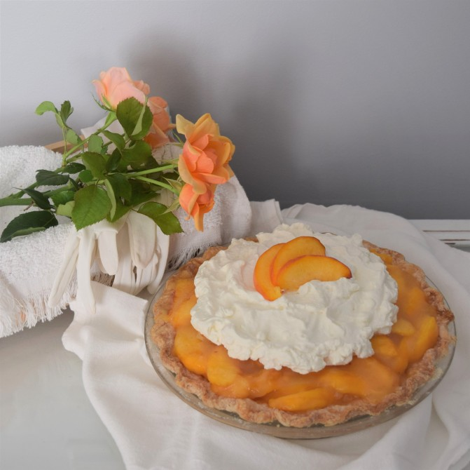 Fresh Peach Pie (4)