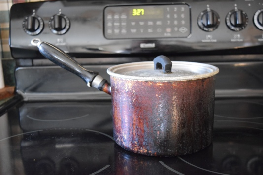 my popcorn kettle