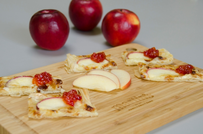 Apple Brie Bites (2)