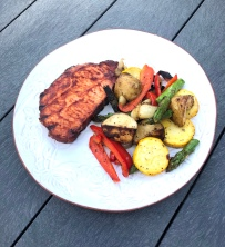 Grilled Summer Veggies