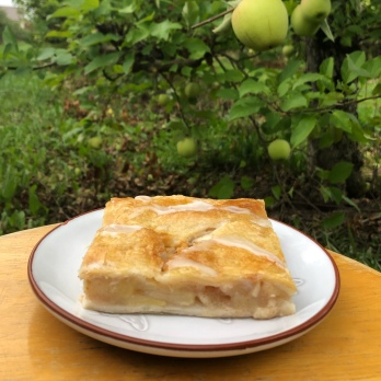 Apple Danish Squares